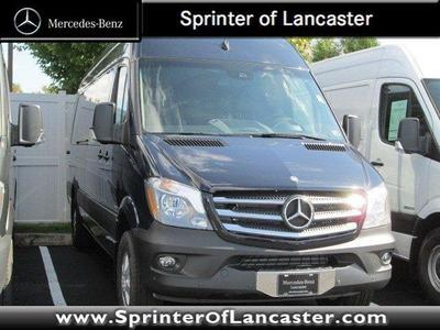 Used 2015 Mercedes-Benz Sprinter Cargo