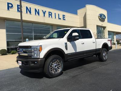 New 2017 Ford F250 King Ranch