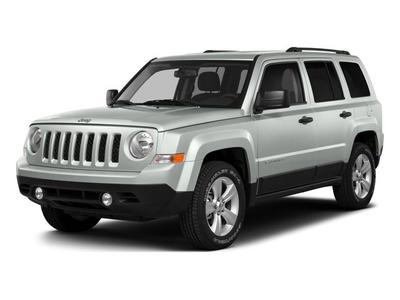New 2016 Jeep Patriot