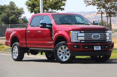 New 2017 Ford F-250 Platinum