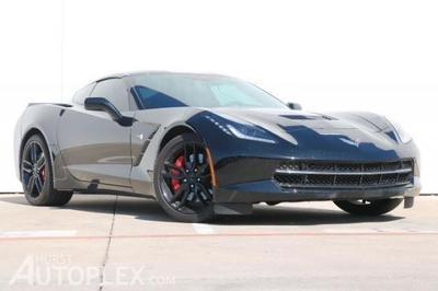 Used 2016 Chevrolet Corvette Stingray Z51