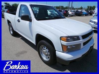Used 2011 Chevrolet Colorado Work Truck