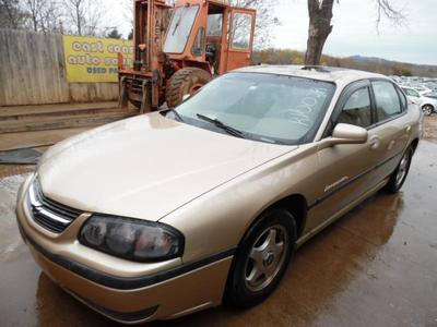 Used 2000 Chevrolet Impala LS