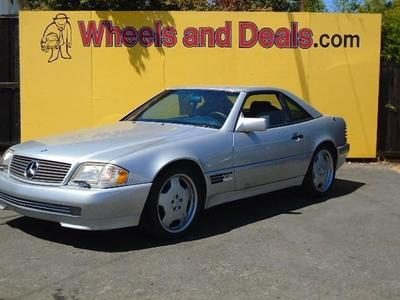 Used 1994 Mercedes-Benz SL600 Roadster