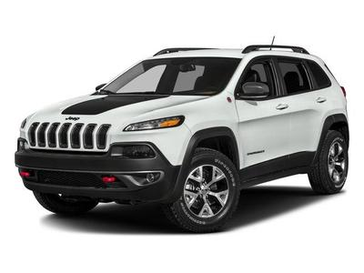 New 2016 Jeep Cherokee Trailhawk