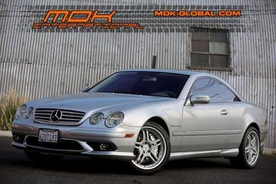 Used 2005 Mercedes-Benz CL55 AMG