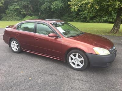 Used 2002 Nissan Altima 3.5 SE