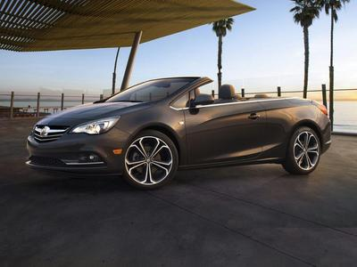 New 2017 Buick Cascada Premium