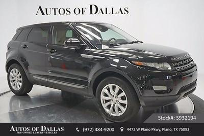 Used 2014 Land Rover Range Rover Evoque Pure