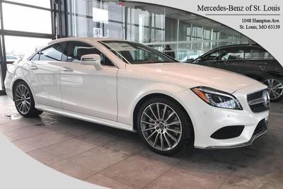 New 2017 Mercedes-Benz CLS 550 Base 4MATIC
