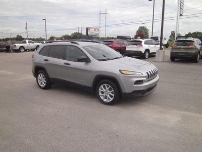Used 2016 Jeep Cherokee Sport
