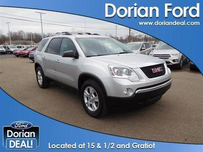 Used 2012 GMC Acadia SL