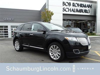 New 2015 Lincoln MKX Base