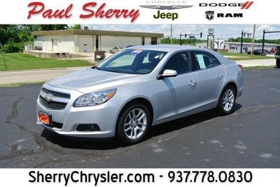 Used 2013 Chevrolet Malibu ECO Premium Audio