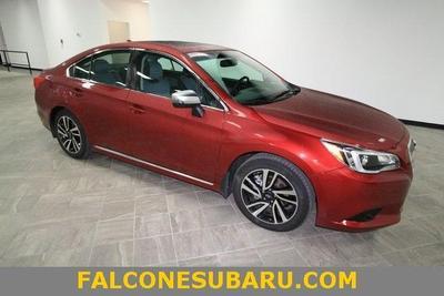 Used 2017 Subaru Legacy 2.5i Sport