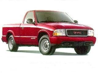 Used 1998 GMC Sonoma