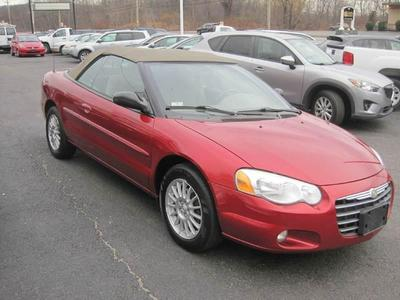 Used 2004 Chrysler Sebring Touring