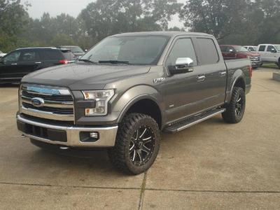 Used 2016 Ford F-150 Lariat