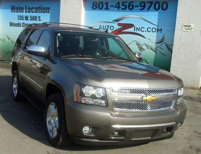 Used 2012 Chevrolet Tahoe LTZ