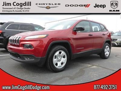 Used 2017 Jeep Cherokee Sport