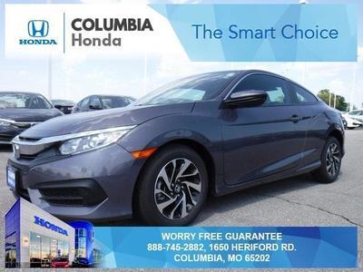 New 2017 Honda Civic LX-P
