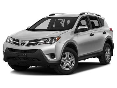 Certified 2014 Toyota RAV4 Limited