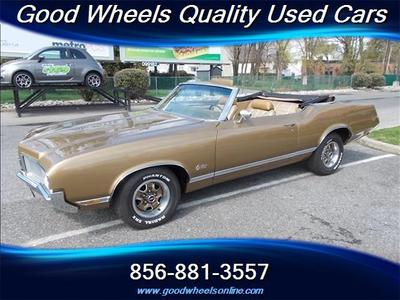 Used 1970 Oldsmobile Cutlass