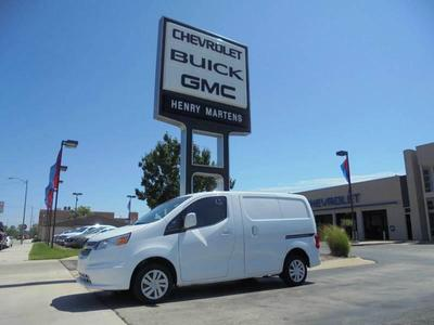 New 2017 Chevrolet City Express 1LS