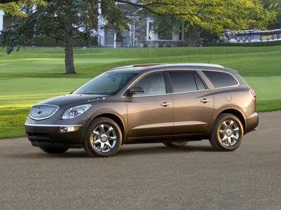 Used 2012 Buick Enclave Leather