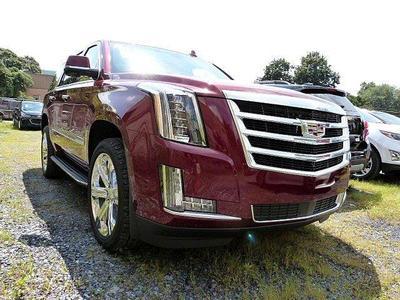 New 2017 Cadillac Escalade Premium Luxury