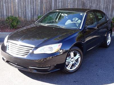 Used 2012 Chrysler 200 LX