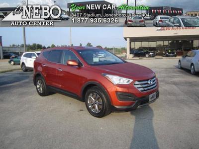 Used 2016 Hyundai Santa Fe Sport 2.4L