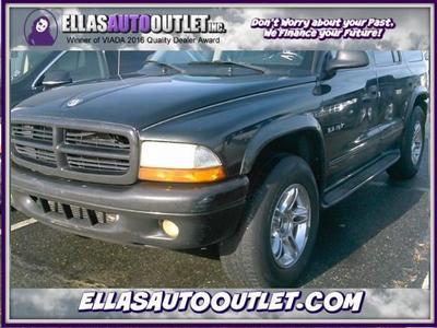 Used 2002 Dodge Durango R/T