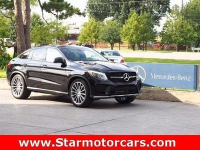 2017 Mercedes-Benz AMG GLE 43 Base 4MATIC