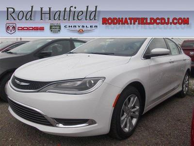 New 2015 Chrysler 200 Limited