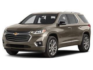 New 2018 Chevrolet Traverse 3LT