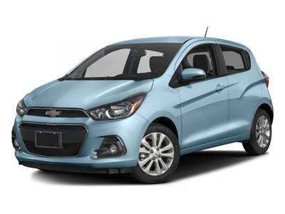New 2017 Chevrolet Spark LT