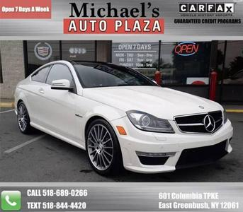Used 2012 Mercedes-Benz C 63 AMG