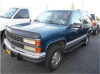 Used 1993 Chevrolet Blazer Cheyenne