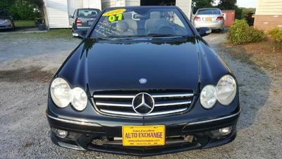 Used 2007 Mercedes-Benz 550 Cabriolet