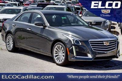 New 2017 Cadillac CTS Luxury RWD