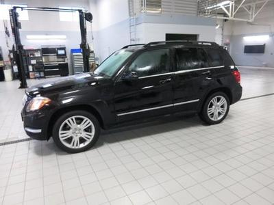 Certified 2014 Mercedes-Benz GLK350W4