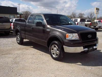 Used 2005 Ford F-150 XLT SuperCab