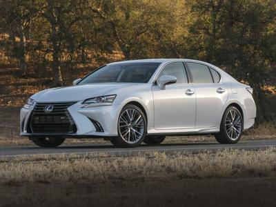 New 2017 Lexus GS 350 F Sport