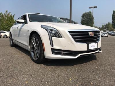 New 2017 Cadillac CT6 2.0L Turbo Standard