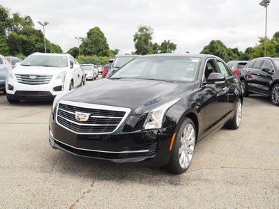 2018 Cadillac ATS Luxury AWD