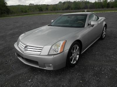Used 2004 Cadillac XLR Base