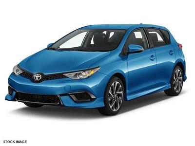New 2017 Toyota Corolla iM Base