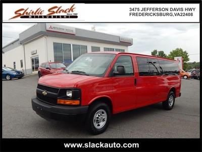 Used 2010 Chevrolet Express 3500 LS