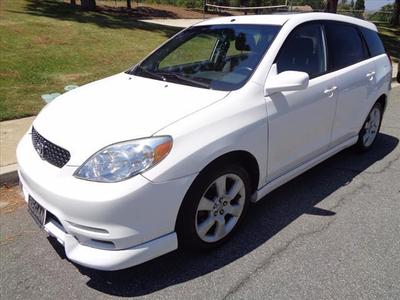 Used 2003 Toyota Matrix XRS